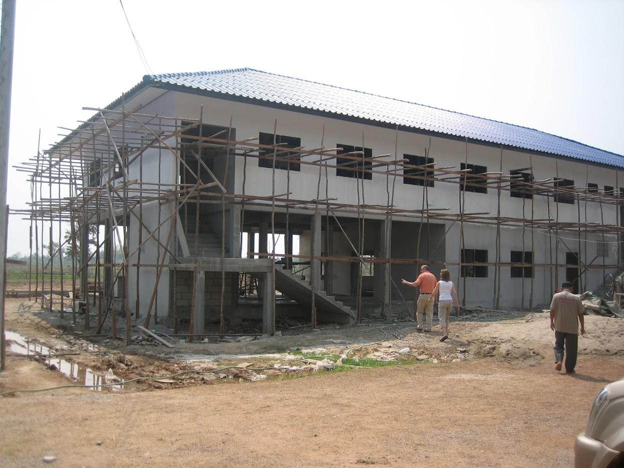 Bâtiment Jan & Oscar (Sarnelli) Nong Khai