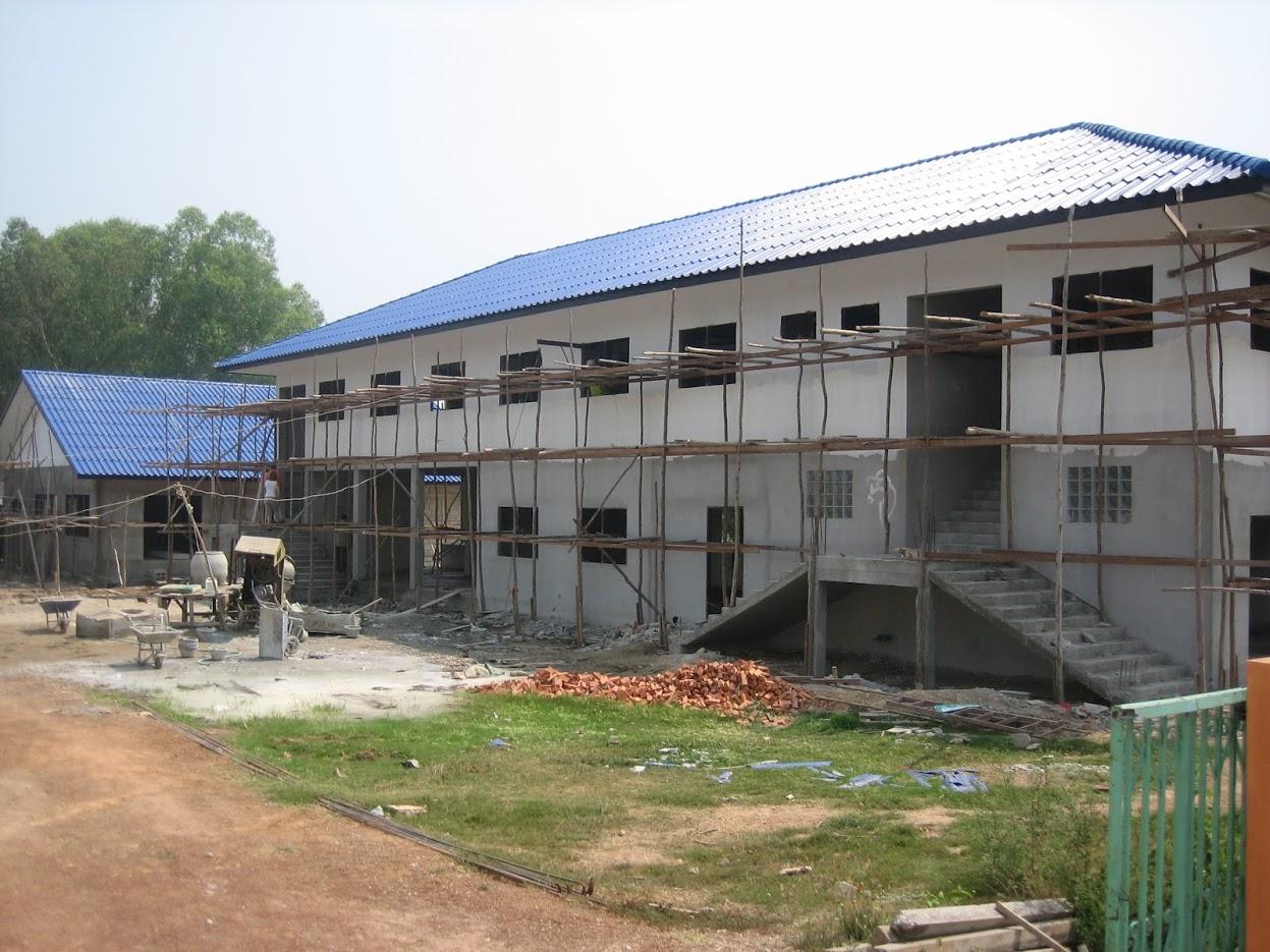 Bâtiment Jan & Oscar - Sarnelli - Nong Khai