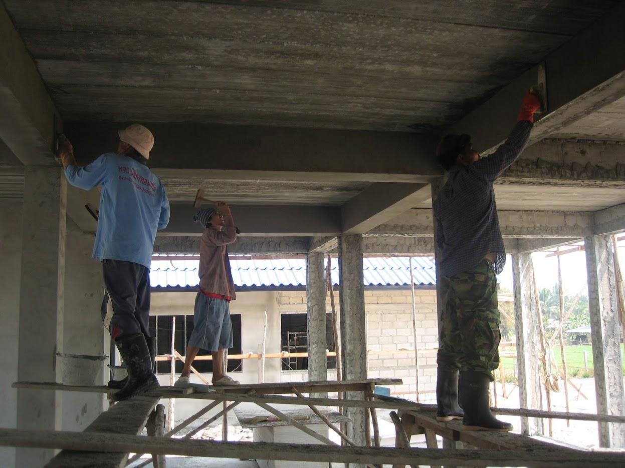 Intérieur bât. Jan & Oscar - Sarnelli - Nong Khai