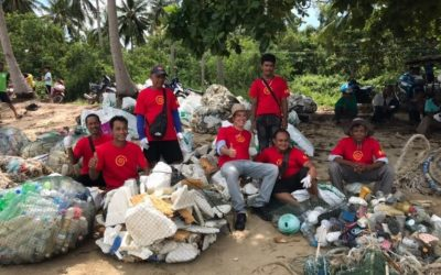 Our social enterprise Ranong Recycle for Environment (RRE)