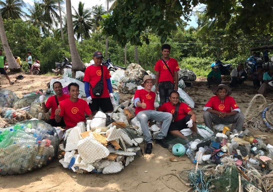 Our social enterprise Ranong Recycle for Environment (RRE)